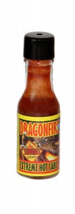 Mini Dragonfire Extreme Hot Sauce