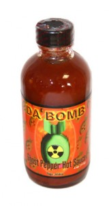 Da Bomb Ghost Pepper Sauce