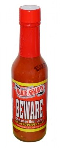 Marie Sharp Beware Comatose Heat Level Hot Sauce