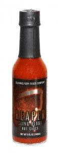 CaJohns Reaper Slingblade Hot Sauce