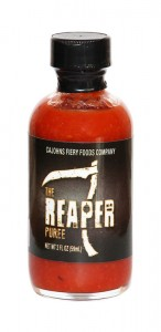 CaJohns Carolina Reaper Puree