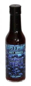 Hellfire Special Reserve with Carolina Reaper Blue