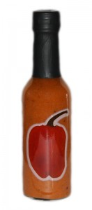 CaJohns Select Orange Habanero Puree