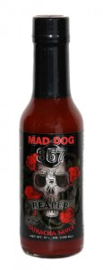 357 Mad Dog Reaper Sriracha Hot Sauce