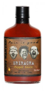 Pain Is Good Sriracha Hot Sauce
