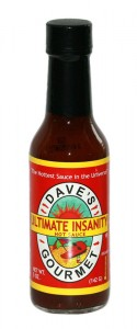 Daves Ultimate Insanity Sauce