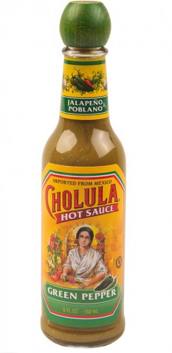 Cholula Green Pepper